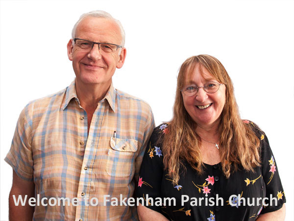 Welcome to Fakenham Parish Church