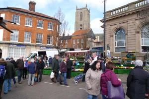 FakenhamThursday Market