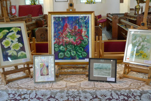 Trinity Art Group Exhibition 2014 1