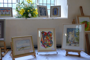 trinity Art Group Exhibition 2014 3