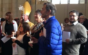 Confirmation at Norwich Cathedral 2016