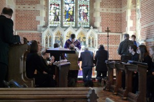 Corpus Christi Eucharist 2014