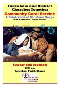 Churches Together Carol Service