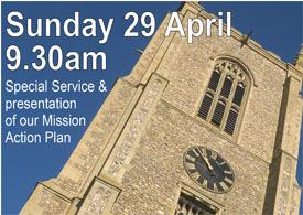 Service & MAP Presentation 29 April