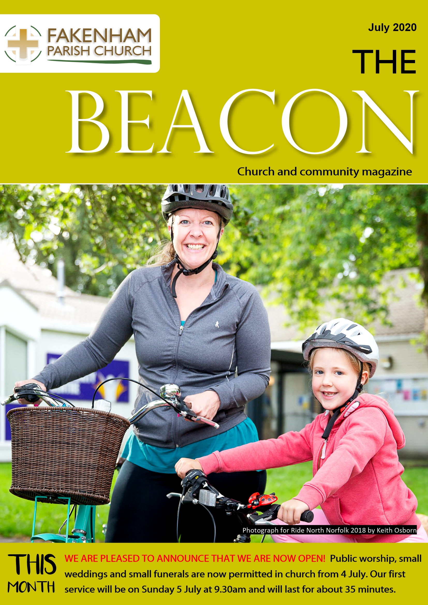 July Beacon