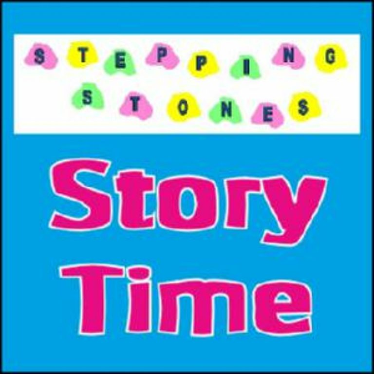 Stepping Stones Story Time Monday 28th September 2020