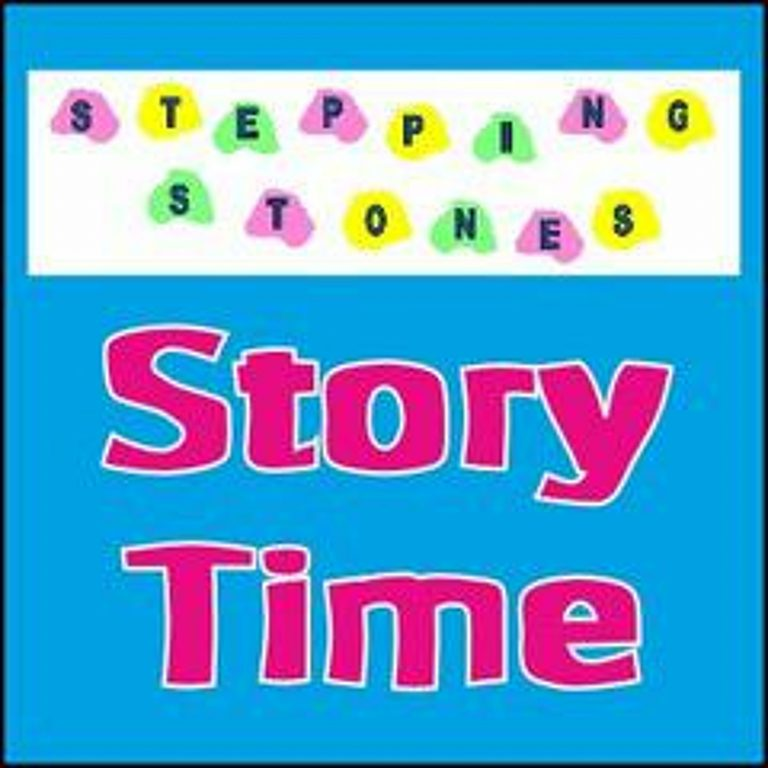 Stepping Stone Story Time Monday 7th February 2021